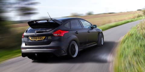Mountune releases m400R, m400X kits for Ford Focus RS