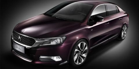 Citroen DS5 LS : China-only premium sedan revealed