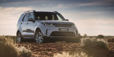 2017 Land Rover Discovery pricing and specs
