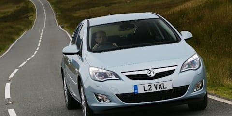 2010 Vauxhall Astra ecoFLEX range unveiled
