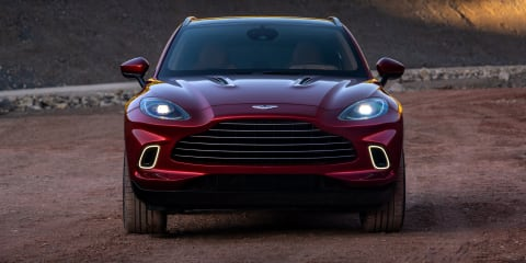 2020 Aston Martin DBX: $357,000 SUV 'sold out' in Australia