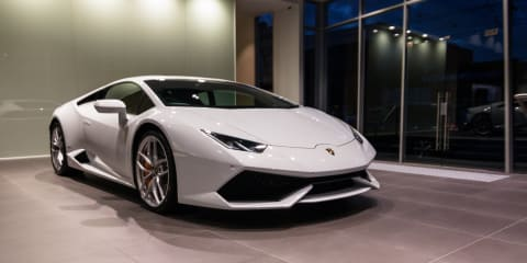 Lamborghini Huracan: 448kW Gallardo replacement makes local debut