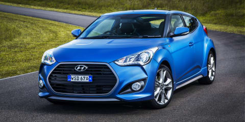 2015 Hyundai Veloster Series II pricing and specifications