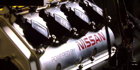 Nissan Motorsport releases V8 Supercars video