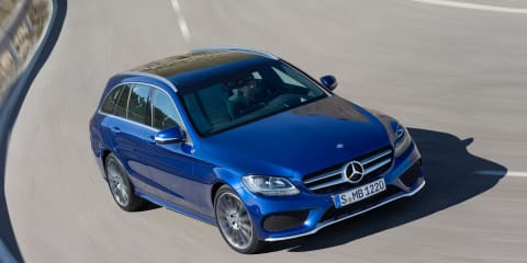 Mercedes-Benz C-Class Estate revealed: UPDATED with new images, details