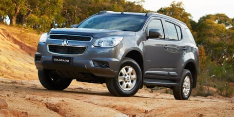 2012 Holden Colorado 7 Review