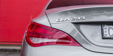 Audi A3 sedan v Mercedes-Benz CLA-Class : Comparison Review