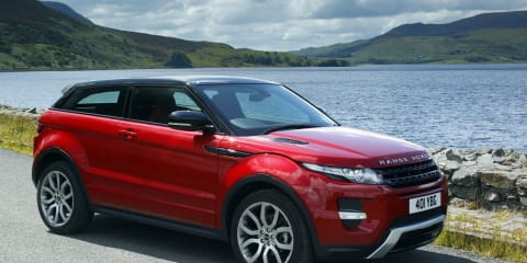 Range Rover Evoque Launched