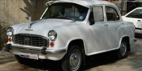 Hindustan Ambassador assembly halted after 57 years in production