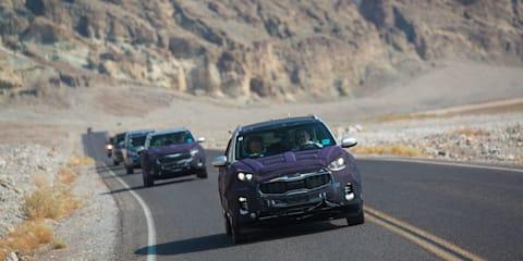 2016 Kia Sportage Review : Prototype Drive