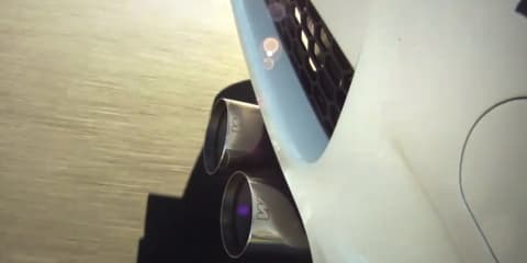 Video: BMW M3 offered with M Performance Exhaust
