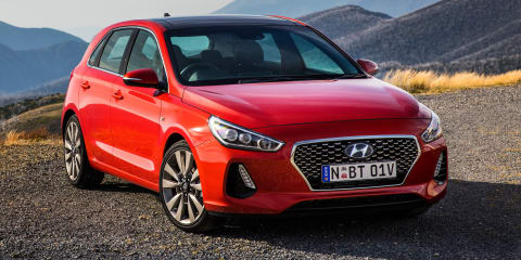 2018 Hyundai i30 pricing and specs