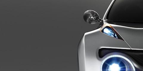 2010 Nissan Qazana concept teaser