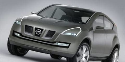 Nissan Qashqai coming to Australia in 2008?