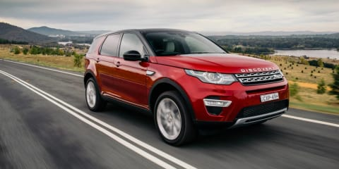 Land Rover Discovery Sport gains new Ingenium diesel engines