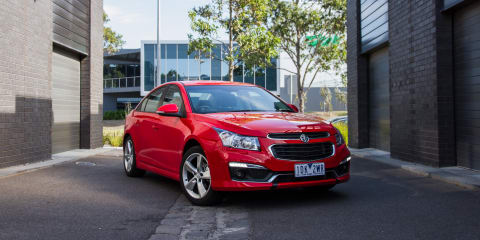 2015 Holden Cruze SRi-V review