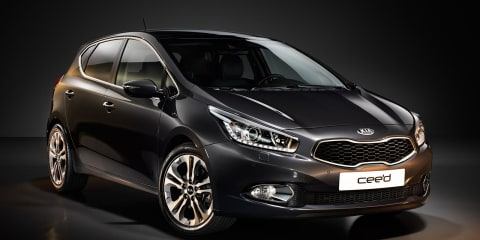 2013 Kia Cee'd revealed