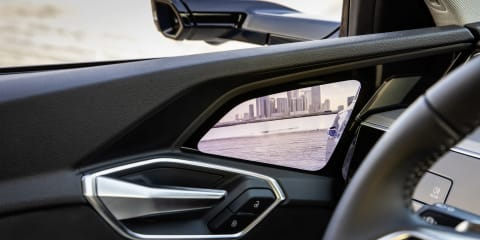 Audi e-tron to be the first vehicle in Oz with digital mirrors