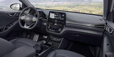 2020 Hyundai Ioniq Electric facelift unveiled