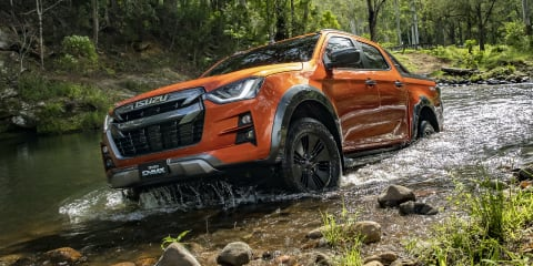 2021 Isuzu D-Max price and specs: First new model in almost a decade