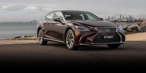 2018 Lexus LS500 Sports Luxury review