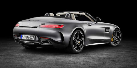 Mercedes-AMG GT Roadster will attract 'a completely different buyer'