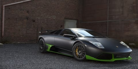 Lamborghini Murcielago LP750 by Edo Competition