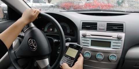 Text message and phone call blockers aim to improve vehicle safety