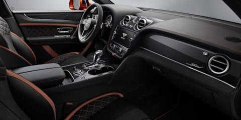 2020 Bentley Bentayga Speed unveiled - UPDATE
