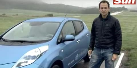 Video: Nissan Leaf review by Ben Collins (former Stig)
