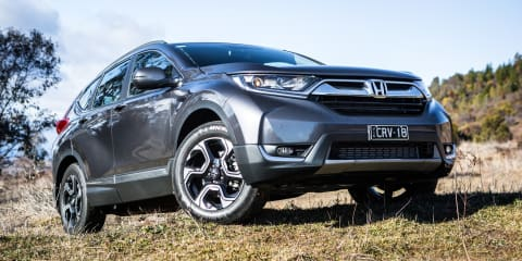 2019 Honda CR-V VTi-S will get AEB from January