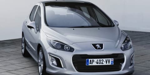 Peugeot 308, 508 e-HDi micro-hybrids on sale in Australia