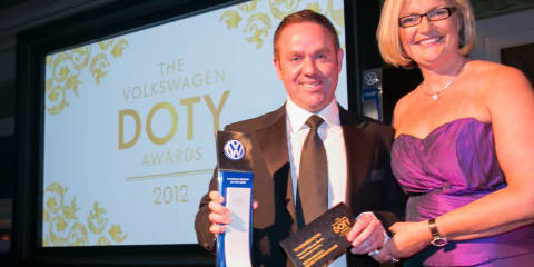 VW dealer of the year announced