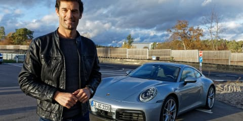 Mark Webber: 2019 Porsche 911 comparable to 919 Le Mans race car
