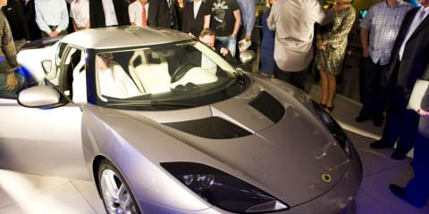 Lotus Evora comes to Sydney