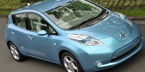 Nissan Leaf outselling Chevrolet Volt in the US