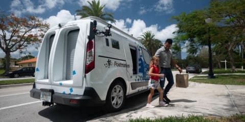 Ford testing 'autonomous' food delivery in Miami