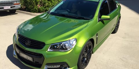 2014 Holden Commodore S-V Redline Review