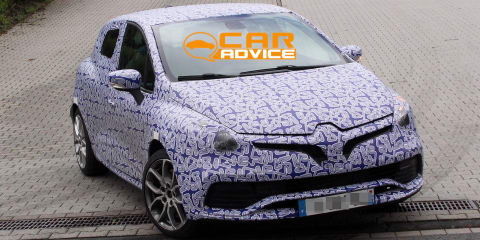 Renault Clio RS: French hot-hatch gets angry