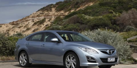 Mazda6 becomes RACV's most affordable medium car to own