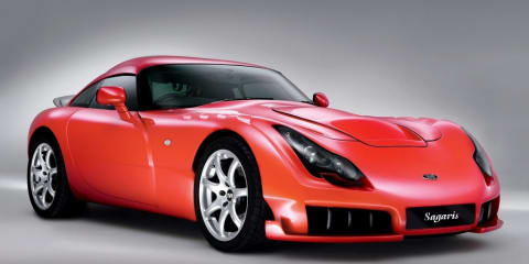 TVR to return with Corvette-powered convertible: report