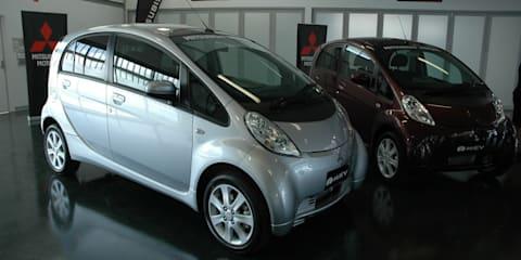 Mitsubishi, Peugeot & Citroen to build electric Partner & Berlingo