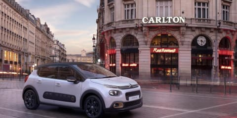 Citroen Origins: Limited-edition models unveiled