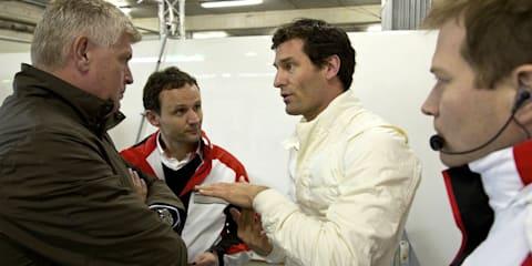 Mark Webber: first drive of Porsche LMP1 ahead of 2014 team switch