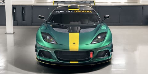 Lotus Evora GT4 concept revealed ahead of Goodwood debut