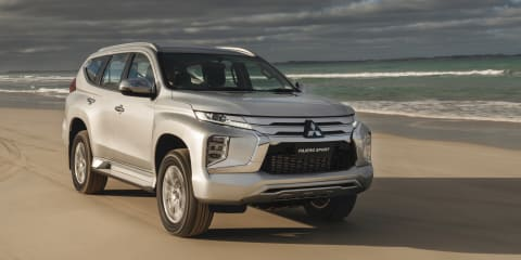 2020 Mitsubishi Pajero Sport pricing and specs