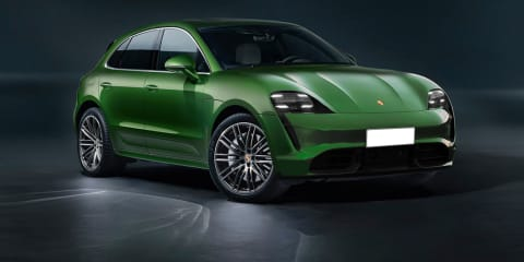 Electric Porsche Macan due in Australia in 2022