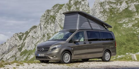 Mercedes-Benz Marco Polo Activity debuts