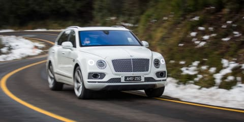 Bentley Bentayga recalled for seat and instrument fix: 17 vehicles affected