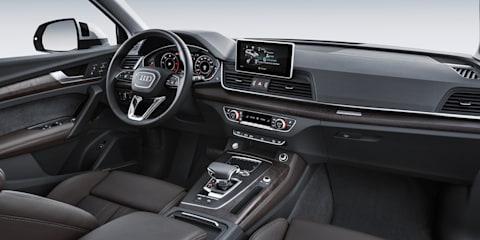 Audi Q5 3.0 TDI: V6 diesel on sale from $83,900